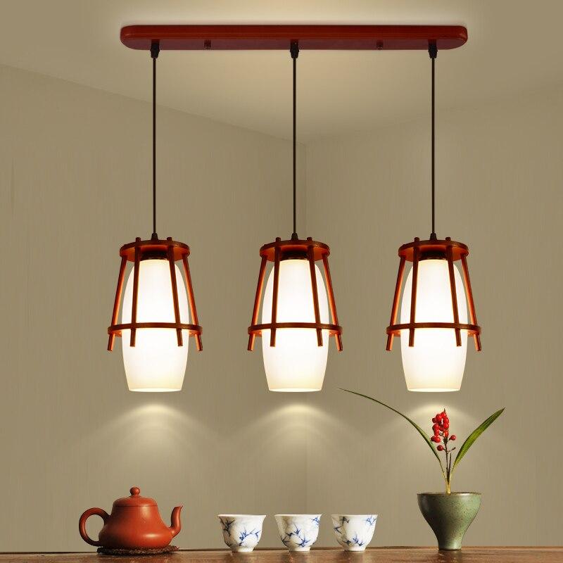 modern simple bar desk lamp 1/3 heads pendant light Restaurant lamp originality dining room home pendant lamps ZA1124419