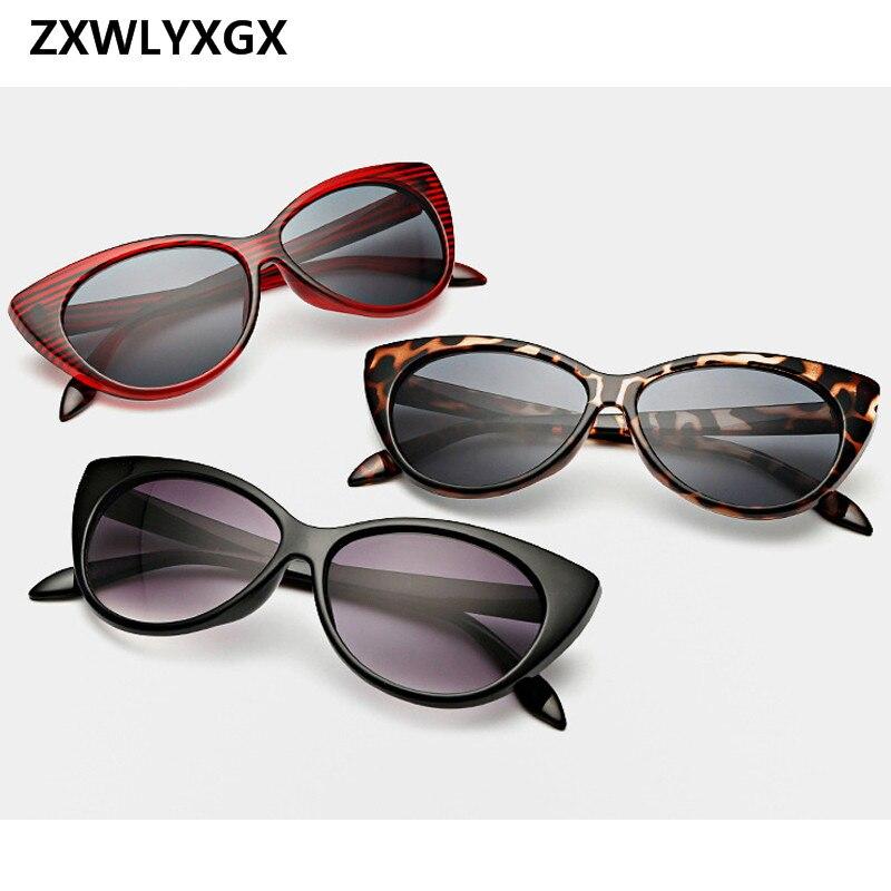 49c456ad0 Moda Olho de Gato óculos Moldura Preta óculos de Sol Das Mulheres Designer  De Marca Senhoras damas Sensuais Óculos de Sol Das Mulheres gafas Oculos de  sol ...