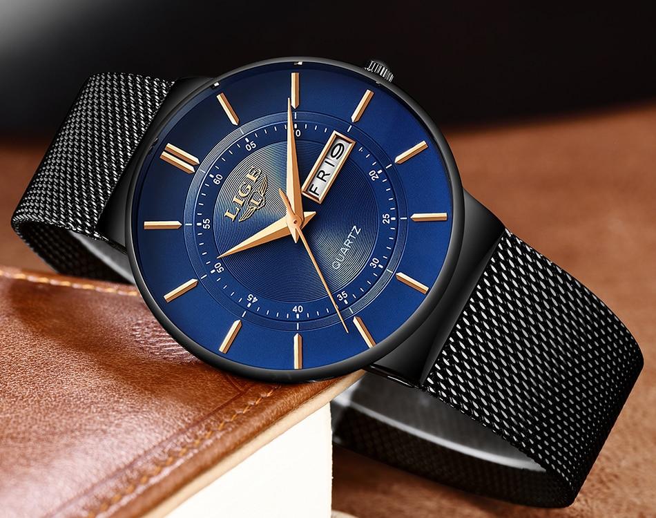 HTB1MscQaRCw3KVjSZFlq6AJkFXaV Mens Watches LIGE Top Brand Luxury Waterproof Ultra Thin Date Clock Male Steel Strap Casual Quartz Watch Men Sports Wrist Watch