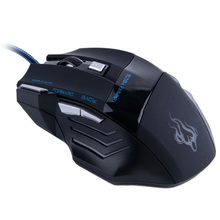 3200 DPI 7 Button LED Optical USB Wired Gaming Mouse Mice computer mouse For Pro Gamer