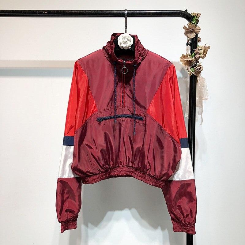 2 Sets Mode Pièces Streetwear Oversize Femmes Hiver Pieces Costumes Sweat Couleurs 2018 Pantalon Ensembles Et Automne Contraste gaU4wW7q