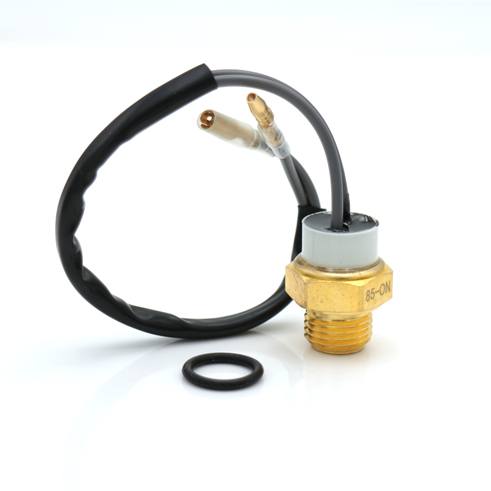 Motorcycle Water Temperature Sensor Water Thermostat Radiator Fan Switch 85 - ON For Suzuki GSF250 GSX-R400 VX800 GSF400 Bandit Motorcycle Water Temperature Sensor Water Thermostat Radiator Fan Switch 85 - ON For Suzuki GSF250 GSX-R400 VX800 GSF400 Bandit