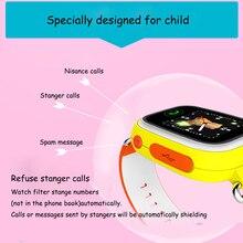 Q90 GPS Touch Screen WIFI Smart Watch Child