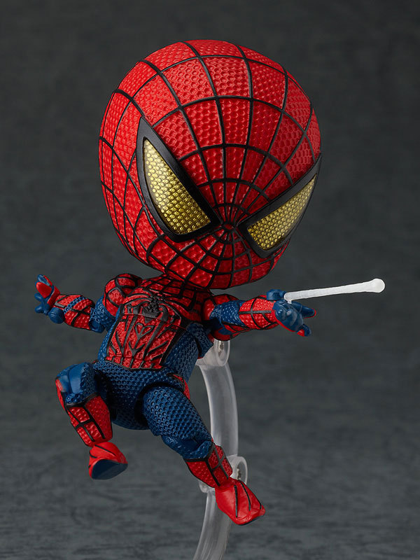 Marvel Spider Man Homecoming The Spiderman Q Version Mini PVC Figures Toys Doll