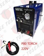 P80 Torch Viraj Pilot ark 3 1 520tsc TIG MMA CUT Yüksek Kalite Aksesuarları DC inverter Kaynak Makinası