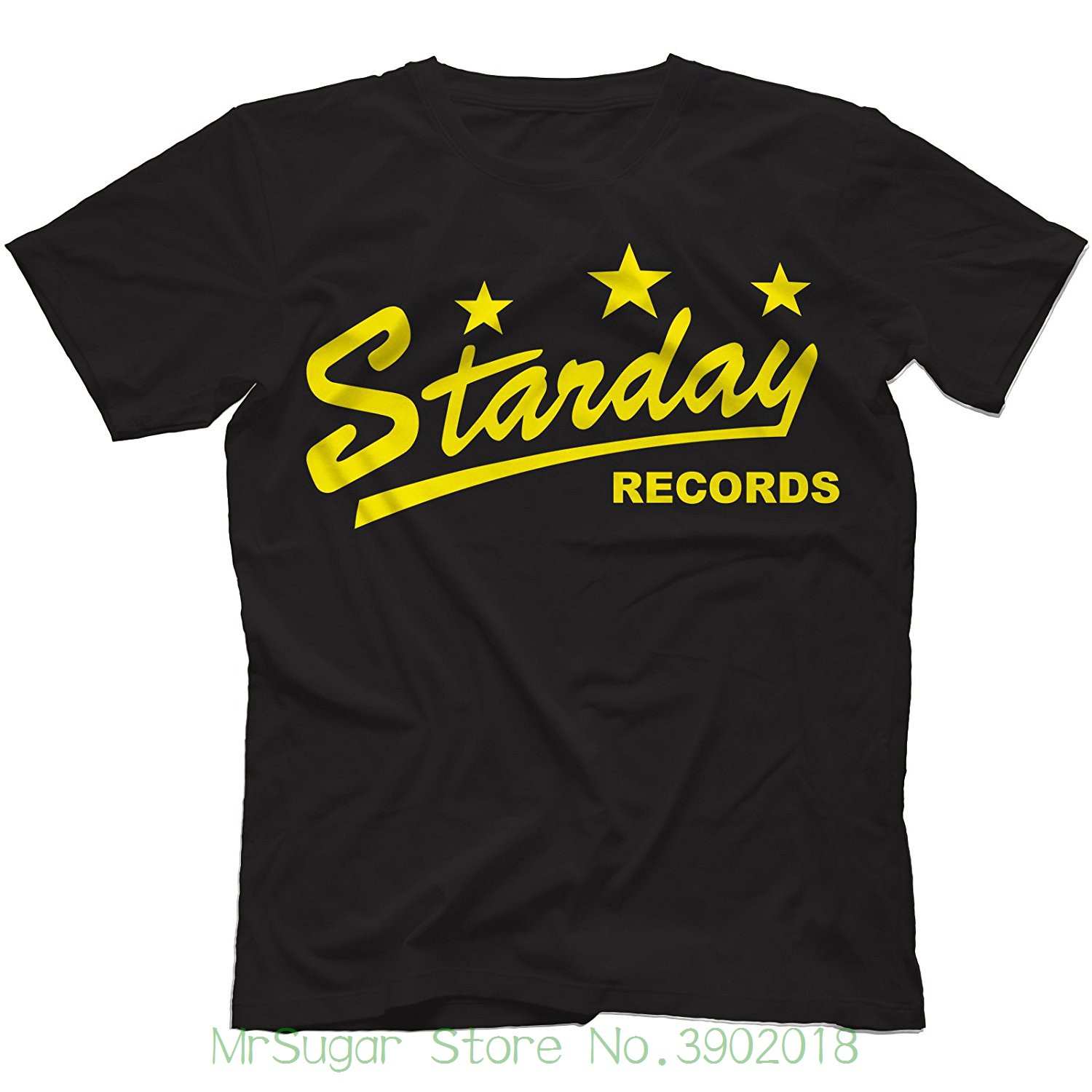 Bees Knees Tees Starday Records T-shirt In 13 Colours Short Sleeve Men Tshirt Tops Summer