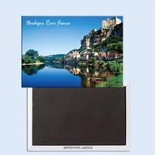 цена на France tourist souvenirs,magnetic fridge magnets,Cooks BayTahiti,Corsica Island,Cote d Azur,Dordogne River,Polynesia view magnet