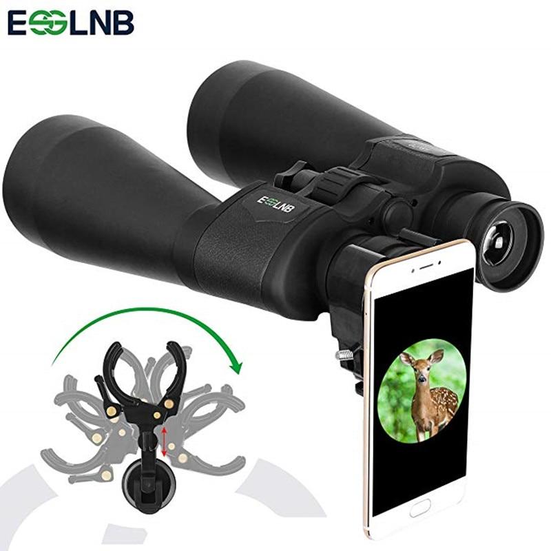 15X70 Powerful Binoculars Telescope For Bird Watching Stargazing Hunting Long Range Zoom Telescope Binoculars High Definition цены