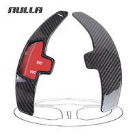 Type C Carbon Fiber Accessories For Mercedes Benz CLA GLC C E Class W205 20162017 Steering Wheel Interior Extension Paddle Shift