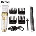 Kemei Professional Hair Clipper Adjustable Haircut Machine Hair Cutting Machine Electric Hair Beard Trimmer Cutter Men Kids 6666