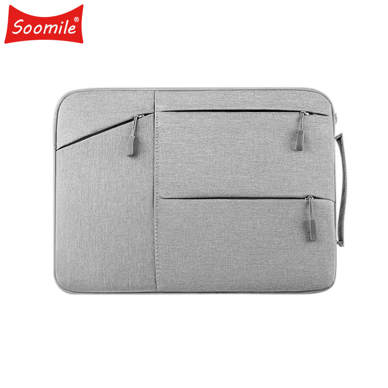 Soomile Laptop Bag 15.6 Inch For Women And Men Oxford Sleeve Bag Notebook Computer Handbag Case Portable Men Briefcase Brand New