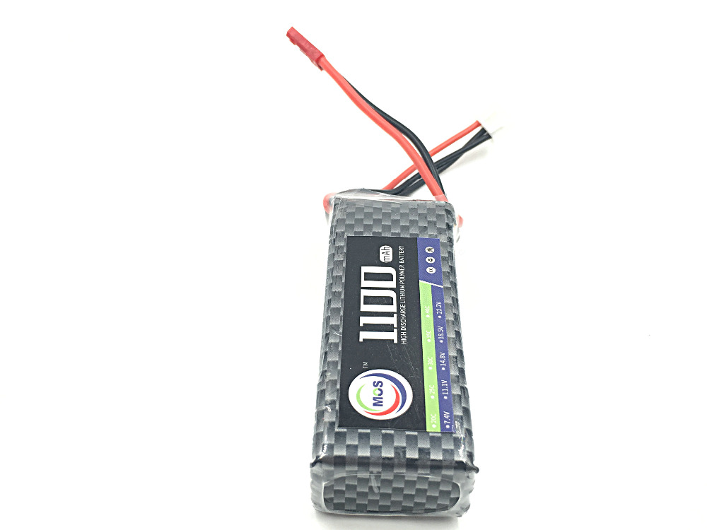 MOS 5S RC Drone Lipo battery 18.5v 1100mAh 25C For RC airplane helicopter car Li-Po cell batteria akku mos 5s rc lipo battery 18 5v 25c 16000mah for rc aircraft car drones boat helicopter quadcopter airplane 5s li polymer batteria