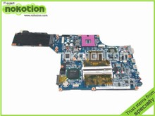laptop motherboard for Sony Vaio VGN-CS11S A1562029A MBX-196 DA0GD2MB8D0 intel PM45 NVIDIA G98-630-U2 DDR2 Mainboard