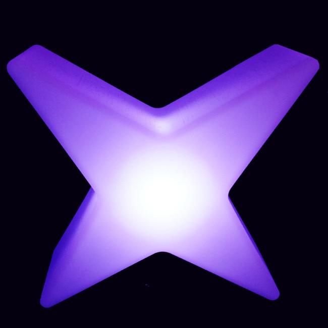 L45*W45*H12cm Falling Star LED Christmas Night lights Twinkle Star Light holiday LED Net Four Star Lights free shipping 5pcs/lot - 3