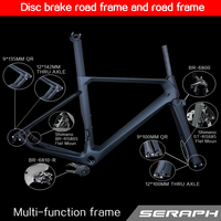 China DI2 carbon T800 bike frame road bike frame tt x10