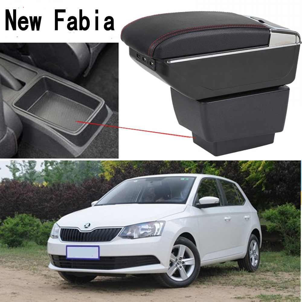 For New Fabia armrest box