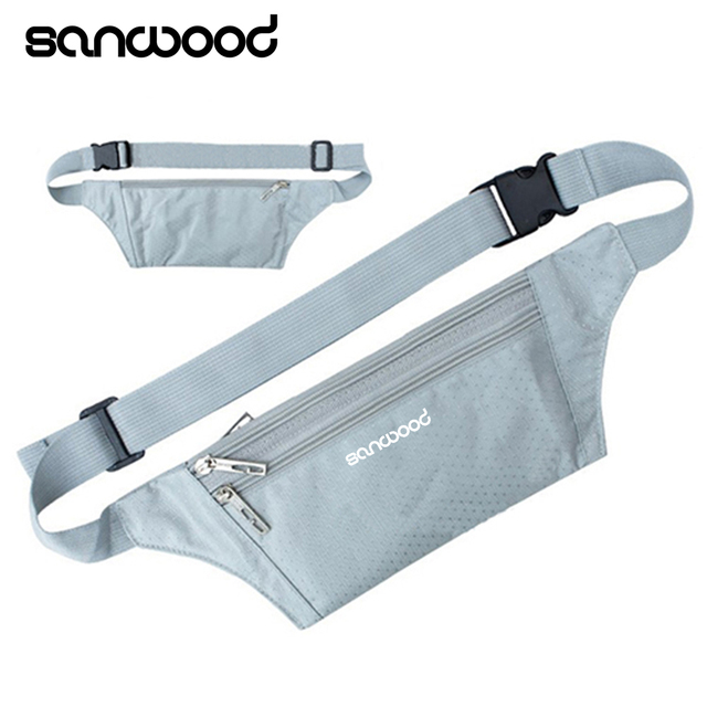 Travel Handy Fanny Pack Waist Bag Zip Pouch Most popularied 5XNF