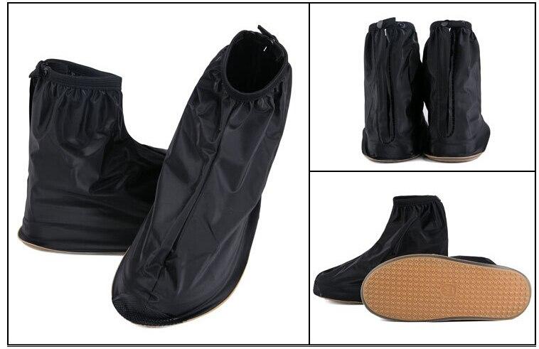 Zapatos fundas impermeables reutilizables zapatillas overs - Fundas para zapatos ...