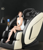 8D Smart Luxury Massage Chair Space Capsule Multi function Small Body Kneading Electric Chair Massage Apparatus