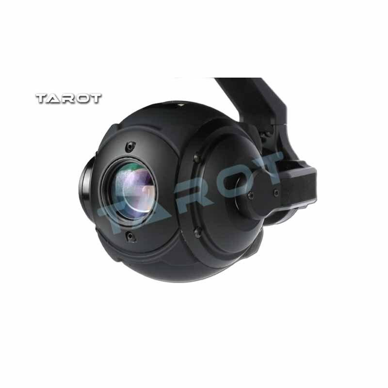 Cardan à rotule Tarot HD PEEPER T10X 250ma sans bavure FPV sphérique haute définition TL10A00 avec caméra Multicopter HD - 3