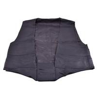 Vest For Parasol And Dove Magic Tricks Appearing Dove Umbrellla Bag For Professional Magician Stage Gimmick