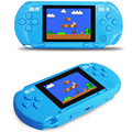 Envío libre Coolbody juego 300 difrrent rs-4 juegos de mano pantalla a color de mano consola de juegos juego freeshipping doble carga