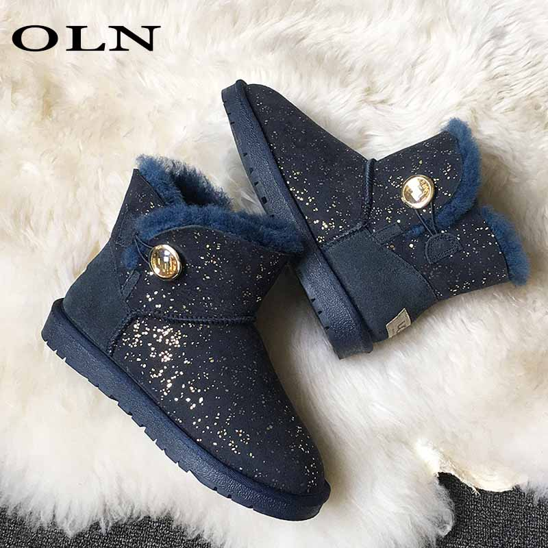 OLN Lt Snows and Keeps Warm In Winter Sport Shoes For Women Outdoor Athletic Walking Shoes Super Light Skateboarding Shoes BrandOLN Lt Snows and Keeps Warm In Winter Sport Shoes For Women Outdoor Athletic Walking Shoes Super Light Skateboarding Shoes Brand