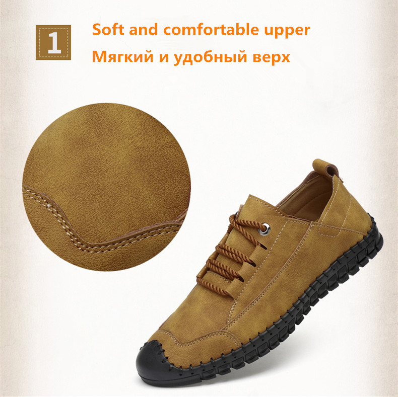 HTB1MsldaEvrK1RjSszfq6xJNVXaa - 2019 New Fashion Leather Spring Casual Shoes Men's Shoes Handmade Vintage Loafers Men Flats Hot Sale Moccasins Sneakers Big Size