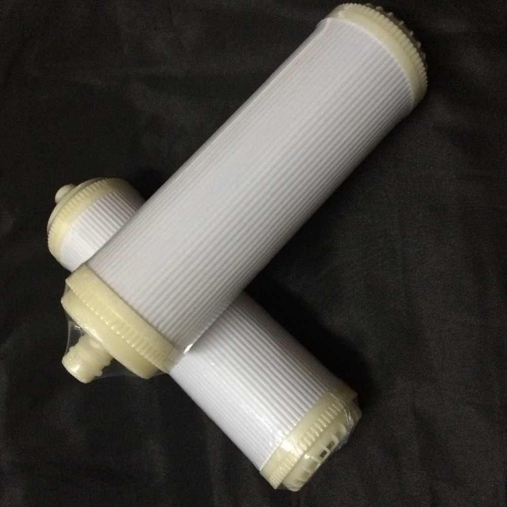 0,01 микрон ультра фильтр-картридж/УФ-фильтр/УФ мембрана Свеча/полый волоконный мембрана (10 дюймов стандарт) для кухонных фильтров для воды