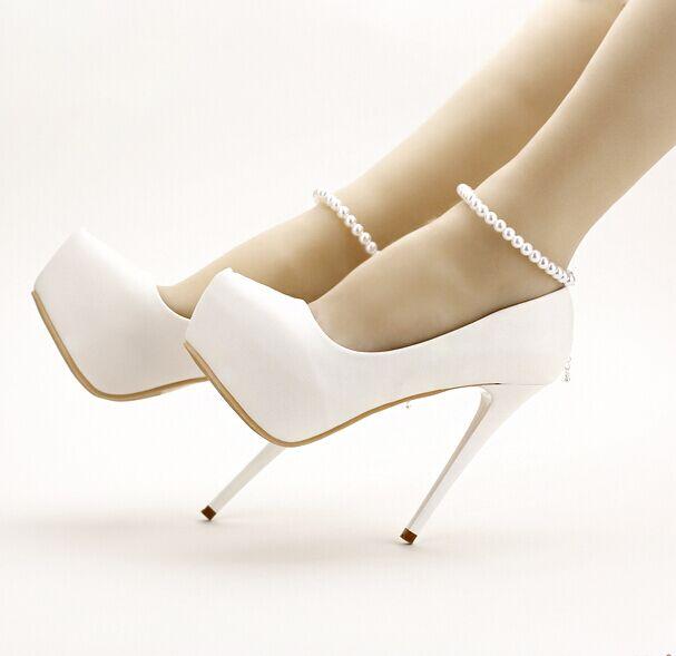 shoes pumps white pumps high heels shoes thin heels