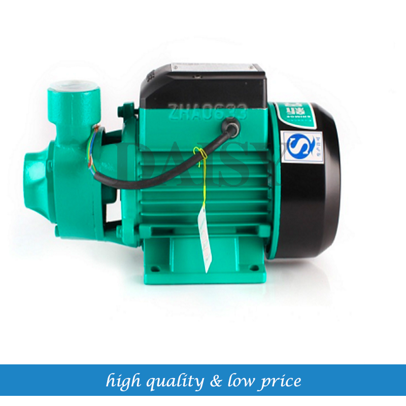 9.19Electric Pressure pump for rainwater QB60 32m head 35 L/min 8m suction household rainwater harvesting ponds in ethiopia