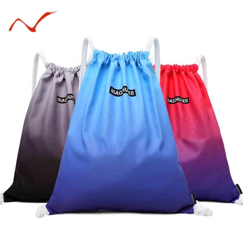 Drawstring Backpack Shoes Bag Gym Bag for Women Athletic Training Bag Outdoor Basketball Hiking Sports Surfing Bags|Surfing Bags| |  - title=