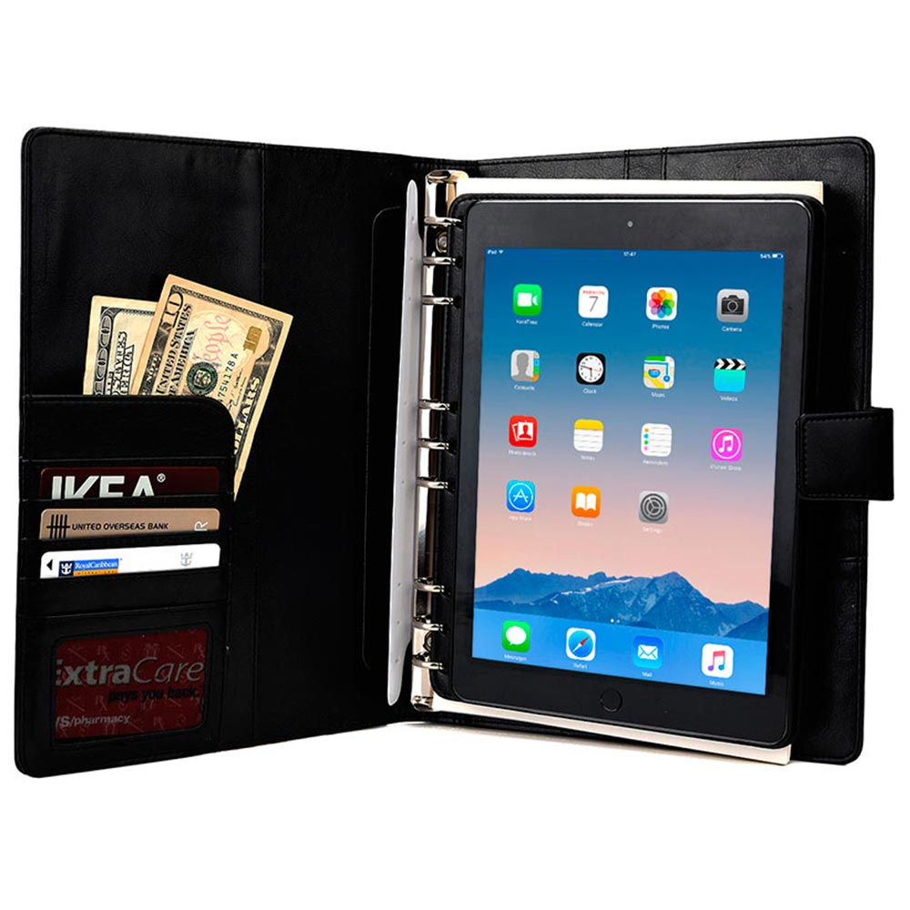 Portfolio Case For Apple Ipad Air 2 Cooper Foldertab