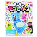 Snack japonês Cozinhar Popin Coração Wc toto DIY artesanal de doces bebidas, Presente, brinquedo, doces e doces, alimentos, doces, lanche
