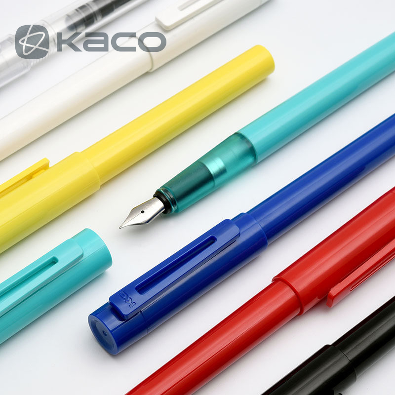 Original xiaomi mijia stift KACO SKY 0,3mm-0,4mm füllfederhalter mit geschenk box fall Neuheit Zakka Büro schule geschenk stift schreibwaren
