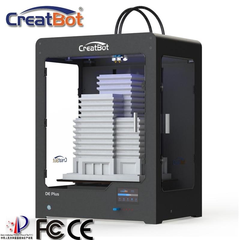 Creatbot DE plus 03 large format 3d printer dual triple extruders max - Office Electronics - Photo 2