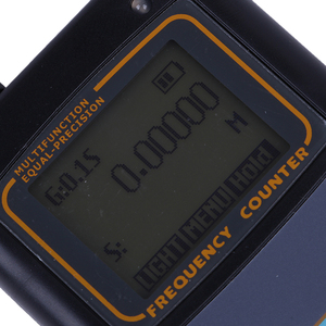 Image 4 - IBQ102 Palmare Contatore di Frequenza Digitale Metro di Larghezza Gamma 10Hz 2.6 GHz per Baofeng Yaesu Kenwood Radio Frequency Portable Meter