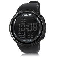 Sport Watche Luxury Men Relogio Masculino LED Digital Diving Swimming Reloj Hombre Hardlex Mirror Sumergible Wristwatch