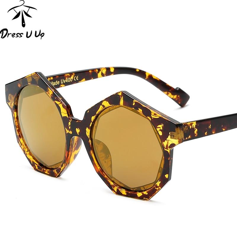 DRESSUUP Hipster Hexagonaux Lunettes de Soleil Femmes Hommes Marque Designer  Vintage Ronde Lunettes Oculos De Sol Feminino Gafas Mujer 5f3db348a9c5