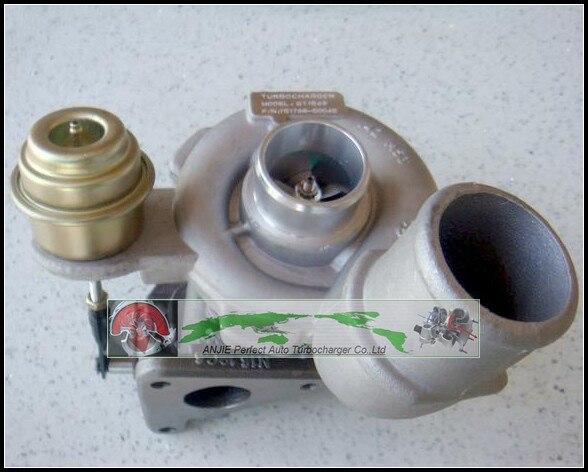 Turbochargeur GT1549S 703245-703245   Kit de réparation Turbo, pour Renault Laguna Megane SCENIC TRAFIC Volvo S40 V40 1.9L F9Q