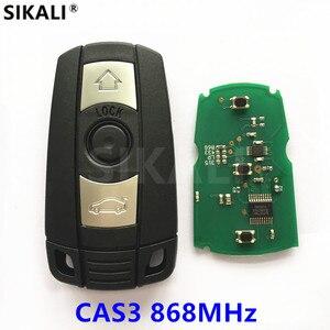 Image 1 - Car Remote Smart Key for BMW CAS3 System 868MHz for 1/3/5/7 Series X5 X6 Z4