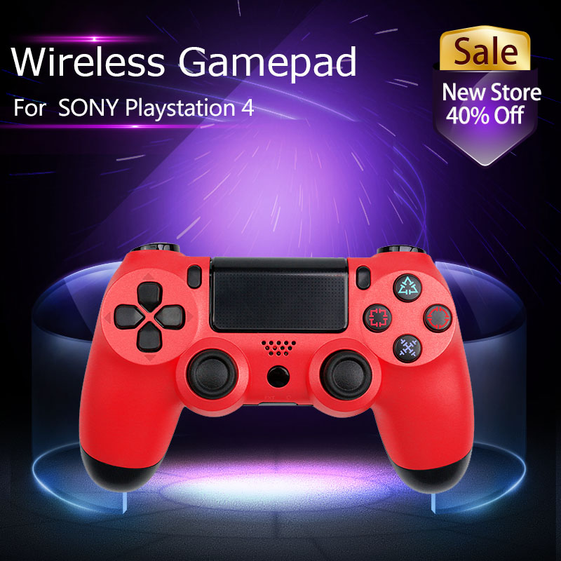 Bluetooth Remote Controller For SONY Playstation 4 Console Dualshock Wireless Gamepads Fit With PS4/PS3/PC 8 ColorsBluetooth Remote Controller For SONY Playstation 4 Console Dualshock Wireless Gamepads Fit With PS4/PS3/PC 8 Colors