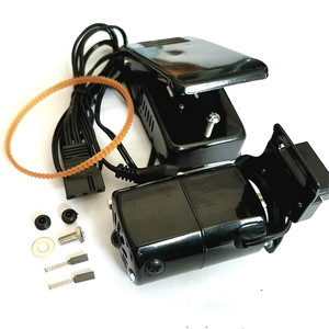 Image 2 - 220V 250W Home Sewing Machine Motor 12500rmp 1.0 Amps With Foot Pedal Controller Speed Pedal