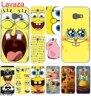 Lavaza cartoon SpongeBob SquarePants Hard Case Cover for Galaxy A3 A5 J5 (2015/2016/2017) & J3 J5 Prime A7 J7