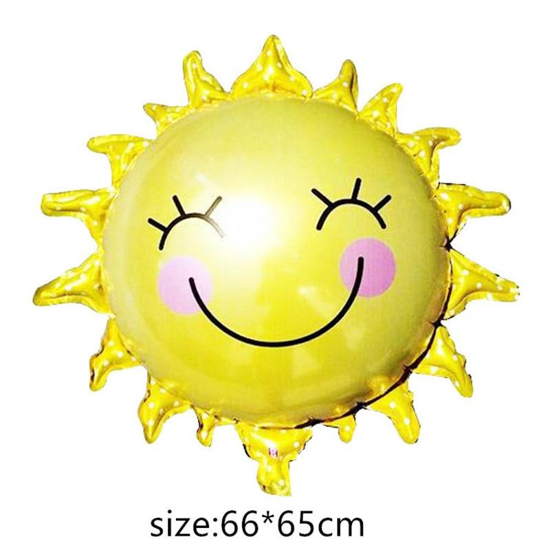 Воздушные шары из фольги для маленьких мальчиков, воздушные шары для детской коляски, шары для девочек на день рождения, надувные вечерние украшения, Детская мультяшная шапка - Цвет: 7