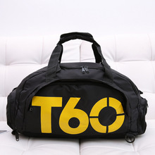 Female Men's leisure Duffle bag with strap Backpack fashion shoulder bag Ladies Handbag waterproof portable Trekking travel bags