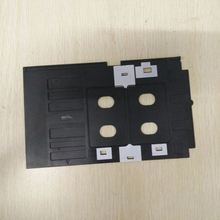 vilaxh L800 PVC ID Card Tray for Epson L800 T50 R260 R265 R270 R280 R290 R380 R390 RX680 T60 A50 P50 L801 R330 printer цена
