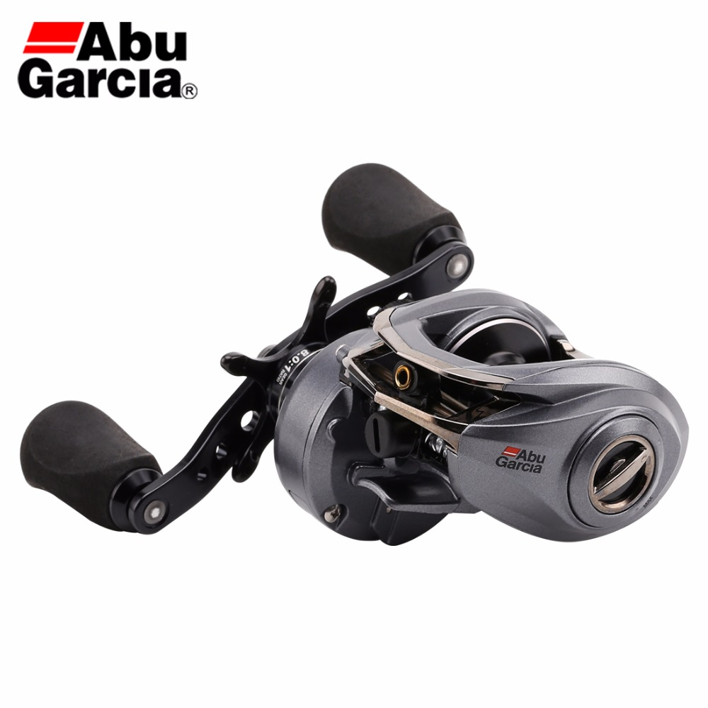 Abu Garcia Revo ALX 8.0:1 Baitcasting Fishing Reel  2