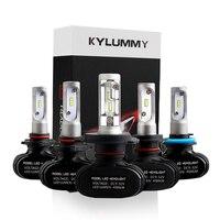 H1 H3 H4 H7 H11 H27 9005 9006 LED Car Headlight Bulbs Automobile LED Headlamp DC12V