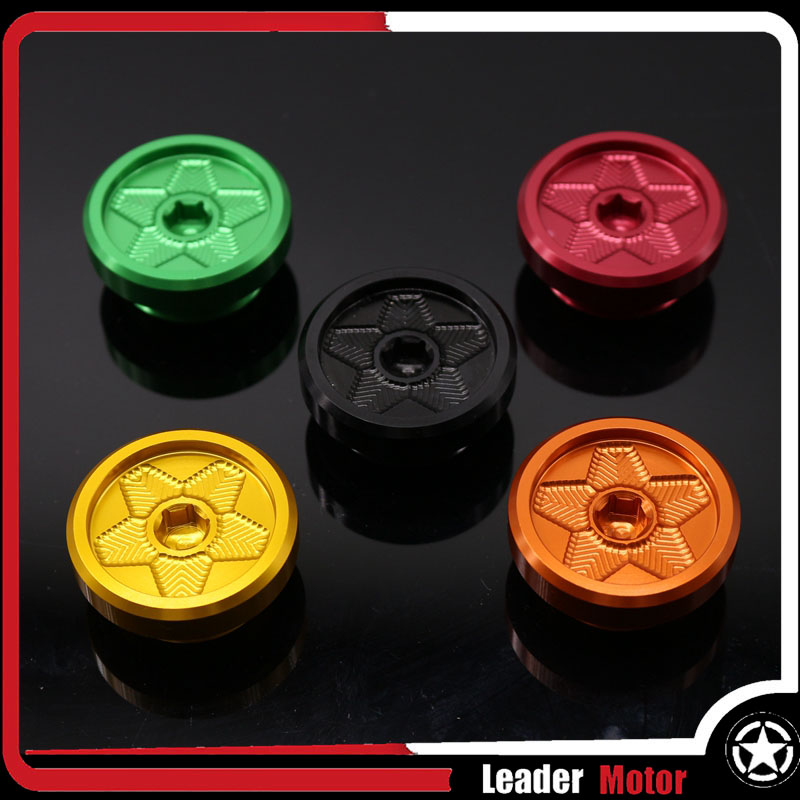 For KAWASAKI ZZR250/400/600/1100/1200/1400 ZX900 ZRX1100/1200R ZR-7/S GPZ1100 Oil Filler Cover Screw Plug Cap Bolt M30*1.5 1100